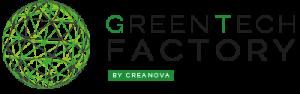 GreenTech Factory retina logo