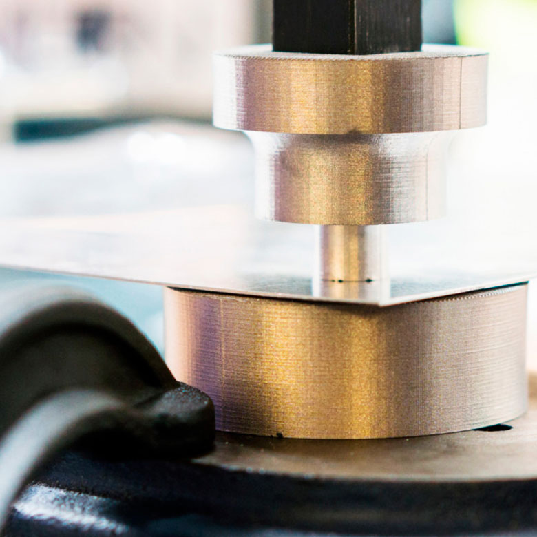 Impresión 3D Metal X de Markforged - acero para herramientas