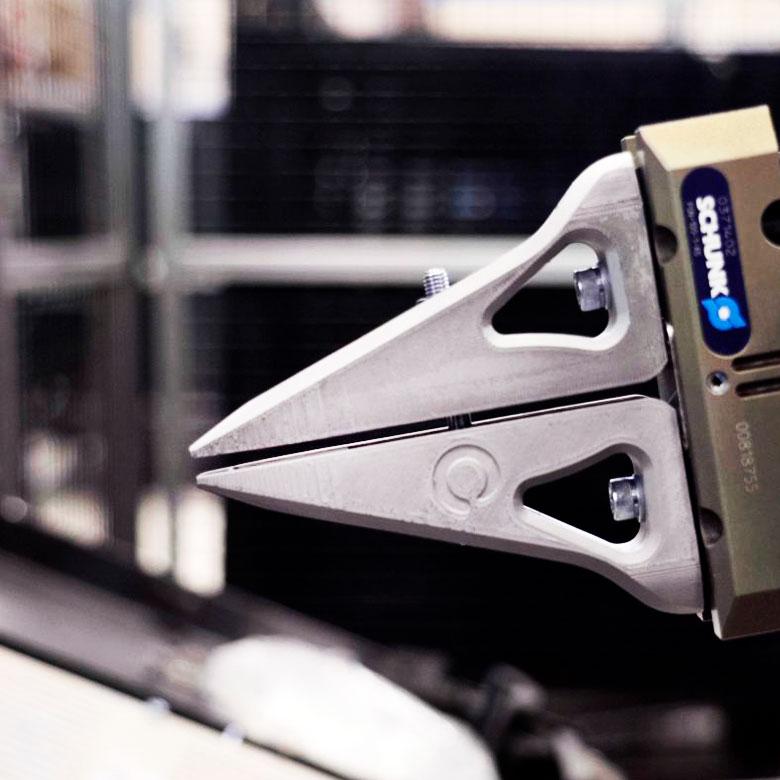 Impresión 3D Metal X de Markforged - acero inoxidable