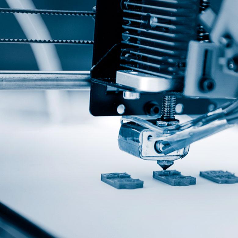 Impresión 3D para industría aeronáutica, automoción, eléctrónica - GreenTech Factory