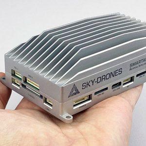AIRLink – controlador de vuelo de drones con IA - Sky-drones - GreenTech Factory