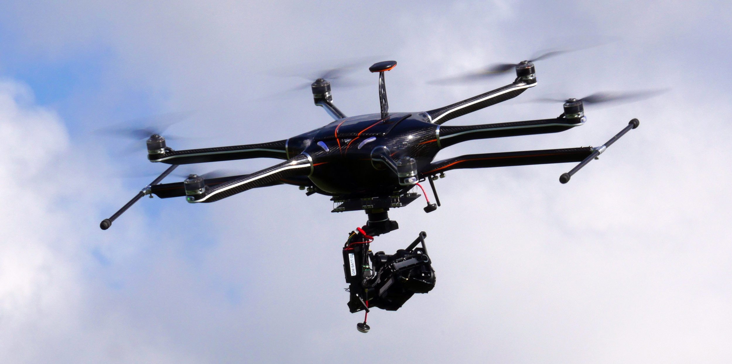 Dron Dark Matter HX - Sky-drones - GreenTech Factory