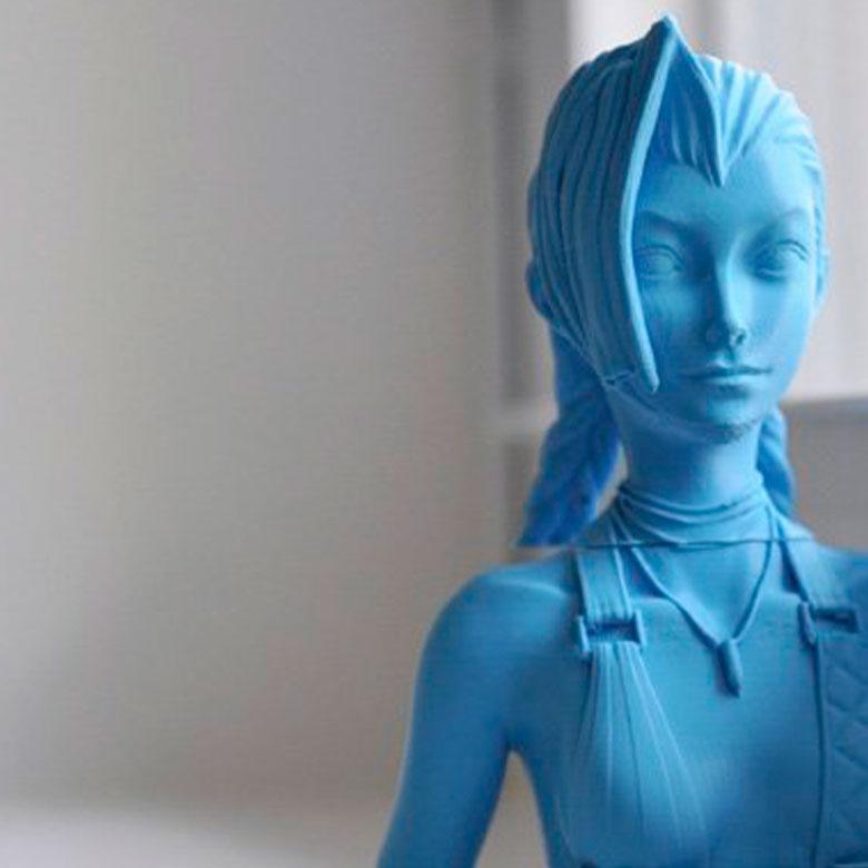 Impresión 3D Composites - Escultura