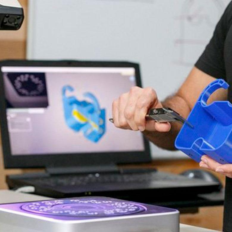Impresión 3D Composites - Ingeniería inversa