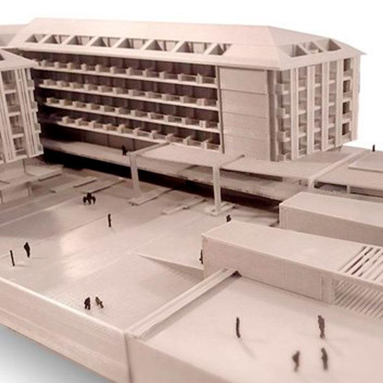 Impresión 3D Composites - Maquetas de arquitectura