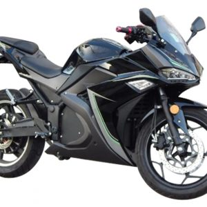 Moto eléctrica Bravo CR - Ebroh - GreenTech Factory