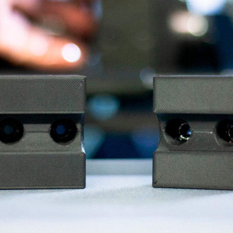 Impresión 3D X7 de Markforged - Onyx FR Fibra de carbono