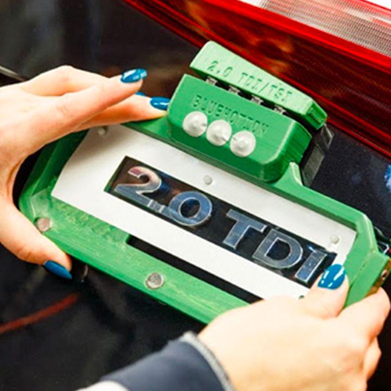 Impresión 3D Composites - Posicionadores Poka-Yokes