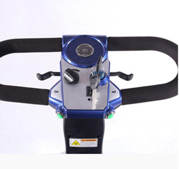 Quattrolete Scooter Eléctrico especial - Ebroh - GreenTech Factory