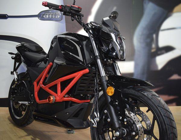 Scooter eléctrico Bravo GLE - Ebroh - GreenTech Factory