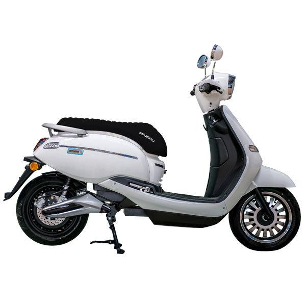 Scooter eléctrico Spuma Li - Ebroh - GreenTech Factory