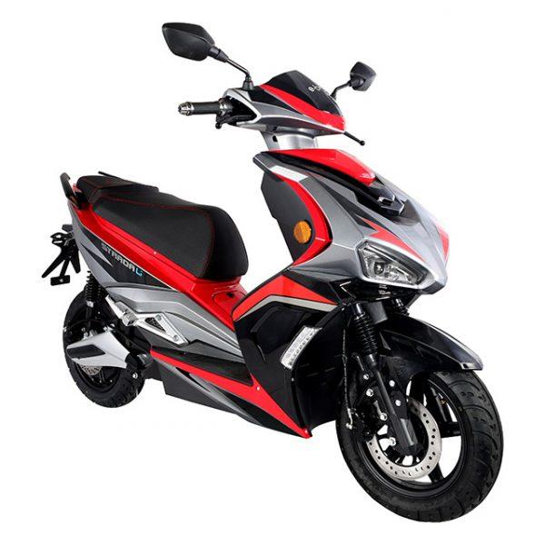 Scooter eléctrico Strada Li - Ebroh - GreenTech Factory