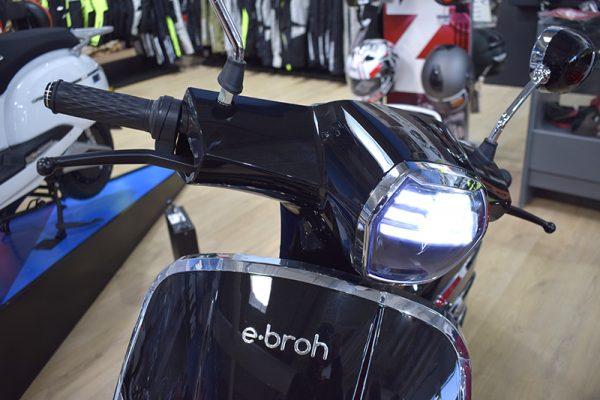 Scooter eléctrico Veracruz 5K - Ebroh - GreenTech Factory