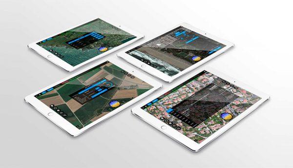 SmartAP GCS - Software de gestión de operaciones de vuelo