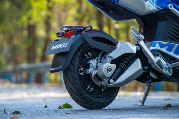 Sunra Miku Super - Moto eléctrica - GreenTech Factory